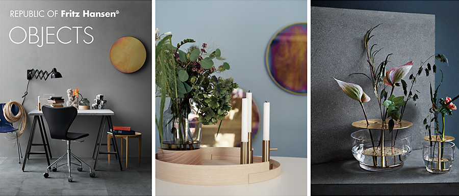 Republic of Fritz Hansen OBJECTS